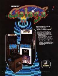 Galaga Arcade Cabinet Galaga Wikipedia