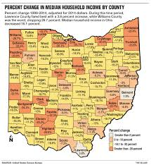 Ohio Map With Cities And Towns by Among Ohio Voters Economy Remains Most Important Issue The Blade