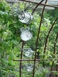 Metal Bugs Garden Decor Junk Dragonfly Yard Art Backyard Yard Art And Stuffing