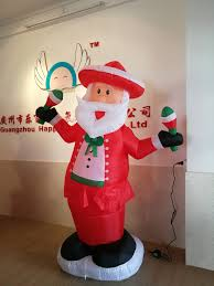 Christmas Outdoor Decor by Popular Inflatable Christmas Outdoor Decorations Buy Cheap