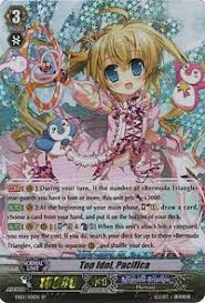pacifica siege top idol pacifica eb banquet of divas cardfight vanguard