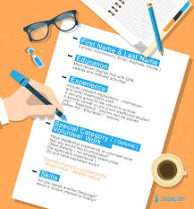 Resume Format Online by Resume Templates Guide Jobscan