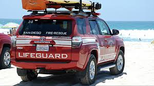 toyota offers toyota offers new lifeguard vehicles to san diego times of san diego