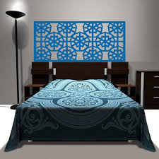 headboard wall decal bed post removable vinyl sticker art bedroom headboard wall decal bed post removable vinyl sticker