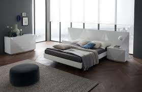 italian contemporary bedroom sets diamond italian bedroom set in luxury modern white finish michigan