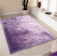 Solid Color Rug 3 Piece Set Single Solid Color Vibrant Lavender Rug Rug Addiction