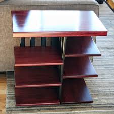 end table with shelves contemporary bookshelf end table album on imgur