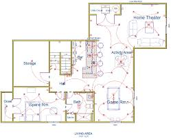 House Plans With Finished Basements Basement Design Software Rental House And Basement Ideas