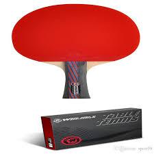 quality table tennis bats original quality 3 star table tennis racket fl blades table