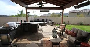 Outdoor Concrete Patio Outdoor Concrete Countertops Design Ideas And Pictures The