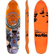 bustin modela bustin modela 33 mini longboard custom complete muirskate