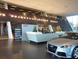audi dealership design audi the goddins go to germany