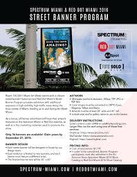 spmia16 street sign sell sheet 01 u2013 spectrum miami 2017