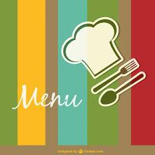 restaurant menu template vector free vector download in ai