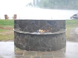 Brick Fire Pits by Tips Traditional Outdoor Heater Design Ideas With Pavestone Fire