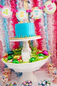 Classic Cake Decorations Kara U0027s Party Ideas Pastel Easter Themed Spring Party Via Kara U0027s