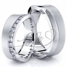 his and hers wedding ring sets wedding ring sets for him with lifetime warranty