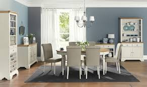 dining room color ideas hanging lamp grey wall white roof modern