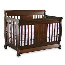 Chelsea Convertible Crib Nursery Smart Chelsea Convertible Crib Mocha Bed Bath Beyond