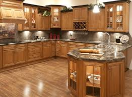 Butterscotch Glazed Kitchen Cabinets RTA Cabinet Store - Glazed kitchen cabinets