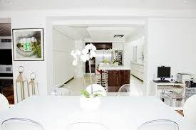 Modern White Dining Table by White Dining Table In White House Interior Design Architecture
