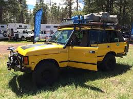 overland range rover overland expo west 2016 mormon lake arizona outdoor