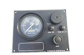 volvo penta 2000 series panel 873594