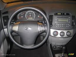 2010 hyundai elantra interior 2010 hyundai elantra gls gray dashboard photo 39937032 gtcarlot com