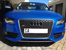audi rs4 grill rs4 grill installed page 4