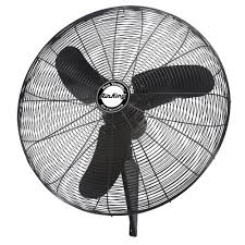 decorative wall mounted oscillating fans air king 99539 24