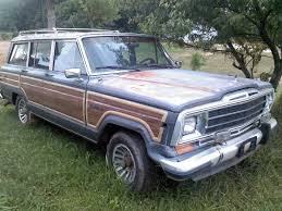 jeep wagoneer 1989 jeep wagoneer for sale in georgia sj usa classified ads