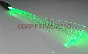fiber optic light strands multi color led fiber optic star light kit for car ceiling lighting