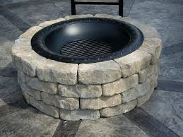 white fire rings images Salylimon me page 50 fire pits on wood decks outdoor fire pit jpg