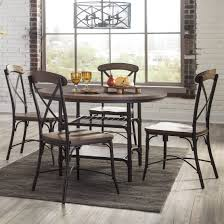 Ashley Dining Room by Ashley Furniture Round Dining Room Table Nail Head Detailing