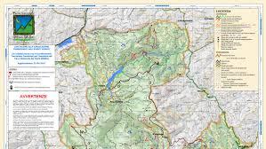 Norcia Italy Map Monti Sibillini La Mappa Delle Zone Rosse E Della Viabilita
