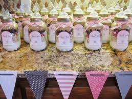 jar baby shower ideas enchanting jars for baby shower 99 on baby shower food ideas