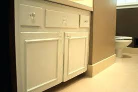 Kitchen Cabinet Door Molding Upgrade Kitchen Cabinet Doors Updating Kitchen Cabinets With