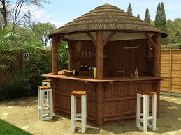 Summer Garden Bar - 5 uses for a garden shelter check out this article for 5 uses for