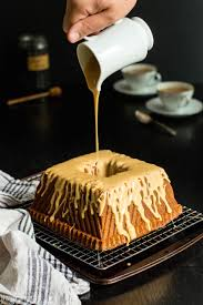 earl grey bundt cake with milk and honey glaze bundtbakers