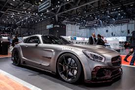 mansory cars 2016 mansory amg gt
