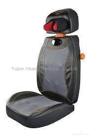 luxury intelligent infrared full body shiatsu massage cushion yk