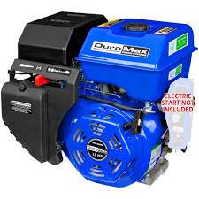 duromax xp18hp 18 hp recoil start go kart log splitter gas power