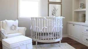 the five major benefits to round baby cribs with round cribs have a more compact footprint than traditional cribs and are a  lot less bulky round options tend to be more sleek and dont look heavy at  all  from houselycom