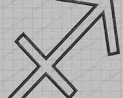 sagittarius design etsy