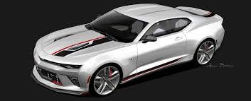 2016 chevy camaro gets 4 custom concepts for 2015 sema show