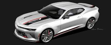 customized camaro 2016 chevy camaro gets 4 custom concepts for 2015 sema