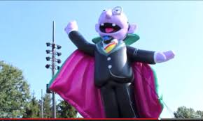 sesame street halloween party the count u0027s halloween spooktacular sesame place youtube