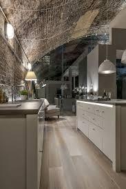 Designer Modern Kitchens Best 25 Exposed Brick Kitchen Ideas On Pinterest Brick Wall