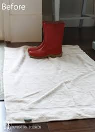 Shoe Home Decor How To Make A Cobblestone Boot Shoe Tray Hometalk