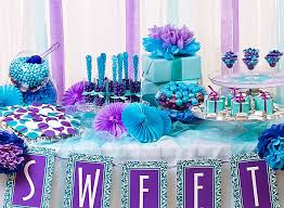 Bridal Shower Buffet by Purple And Blue Candy Buffet Ideas Bridal Shower Ideas Special